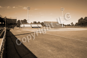 Mike Carter Stadium Field