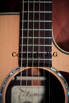 SOUND HOLE & STRINGS